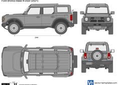 Ford Bronco Base 4-Door