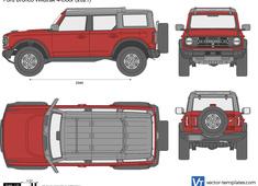 Ford Bronco Wildtrak 4-Door