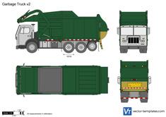 Garbage Truck v2