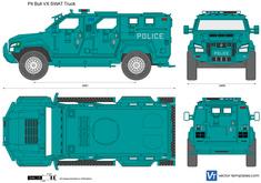 Pit Bull VX SWAT Truck