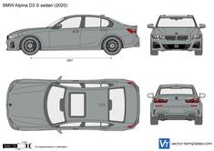 BMW Alpina D3 S sedan