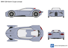 BMW 328 Kamm Coupe concept