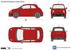 Fiat 500 695 Biposto Abarth