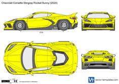 Chevrolet Corvette Stingray Rocket Bunny