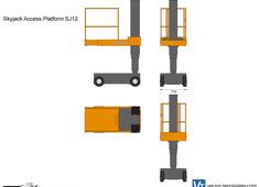Skyjack Access Platform SJ12