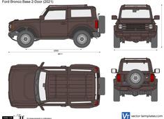 Ford Bronco Base 2-Door