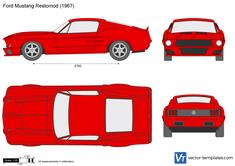 Ford Mustang Restomod
