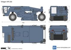 Wirtgen WR 200