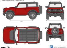 Ford Bronco Wildtrak 2-Door