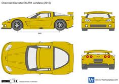 Chevrolet Corvette C6 ZR1 Le Mans