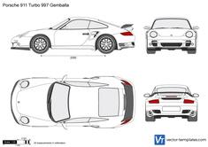 Porsche 911 Turbo 997 Gemballa