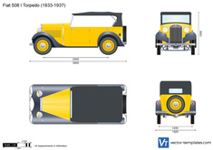 Fiat 508 I Torpedo