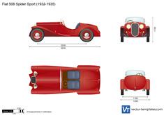 Fiat 508 Spider Sport