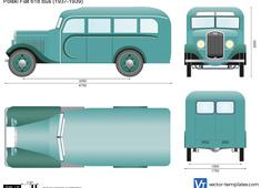 Polski Fiat 618 Bus