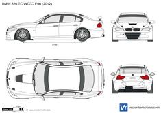 BMW 320 TC WTCC E90