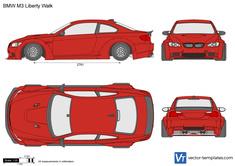 BMW M3 Liberty Walk