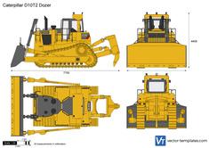 Caterpillar D10T2 Dozer