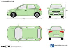 FAW Vita hatchback