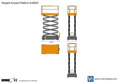 Skyjack Access Platform SJ4632