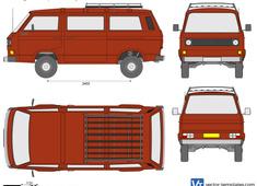 Volkswagen Transporter T3 Syncro