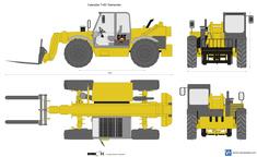 Caterpillar TH83 Telehandler