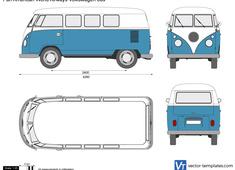 Pan American World Airways Volkswagen bus