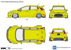 Ford Fiesta Rocket Bunny
