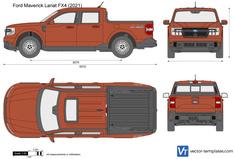 Ford Maverick Lariat FX4