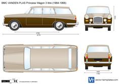 BMC VANDER PLAS Princess Wagon 3 litre